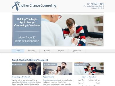 Another Chance Counseling Lebanon