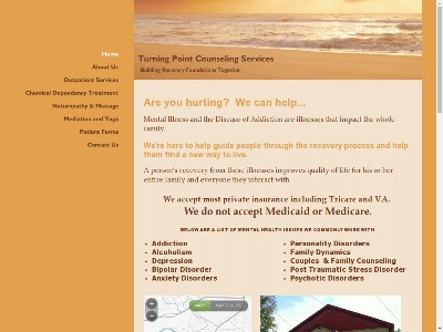 Turning Point Counseling Services Fairbanks