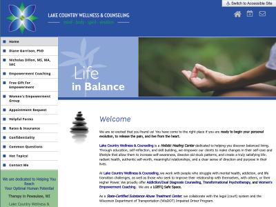 Lake County Wellness And Counseling Pewaukee