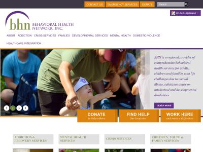 Behavioral Health Network Inc Ware