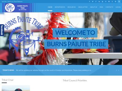 Burns Paiute Alcohol And Burns