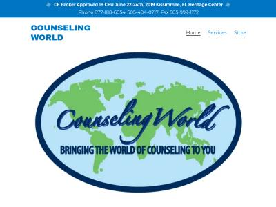 Counseling World LLC Albuquerque