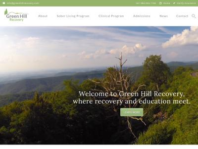 Green Hill Recovery LLC Raleigh