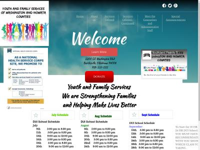 Youth And Family Services Of Bartlesville