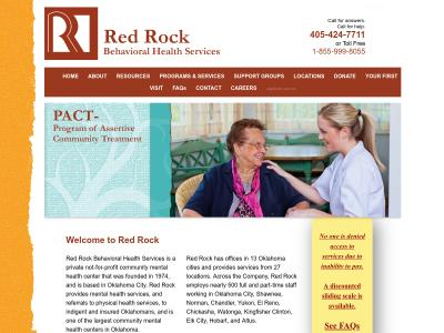 Red Rock Behavioral Health Services Oklahoma City