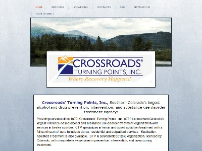 Crossroads Turning Points Inc Colorado Springs