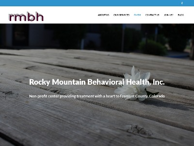 Rocky Mountain Behavioral Health Inc Canon City