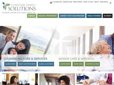 Christian Family Solutions Appleton