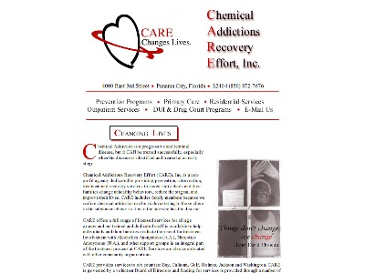 Chemical Addictions Recovery Effort Marianna