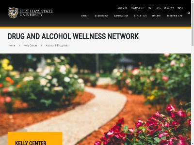 Kelly Center FHSU Drug And Alcohol Hays
