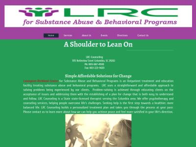 LRC Substance Abuse And Lexington
