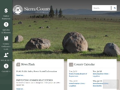 Sierra County Health And Human Service Loyalton