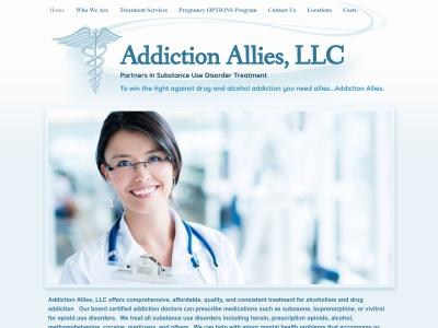 Addiction Allies LLC Lynchburg