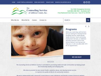 Counseling Service Of Addison County Middlebury