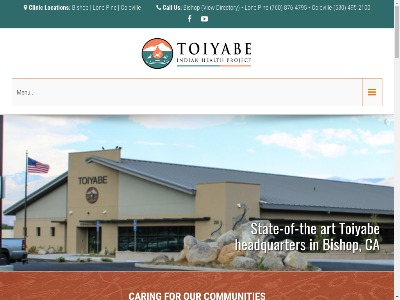 Toiyabe Indian Health Project Bishop