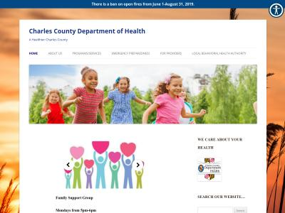 Charles County Department Of Health White Plains