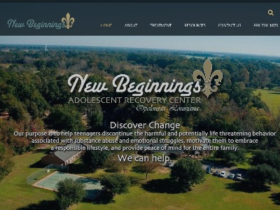 New Beginnings Add Recovery Ctr Opelousas