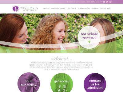 Windhaven Counseling Center Dallas