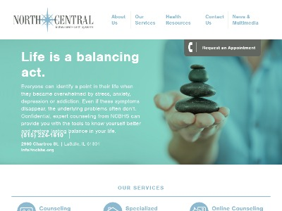 North Central Behav Health Sys Streator