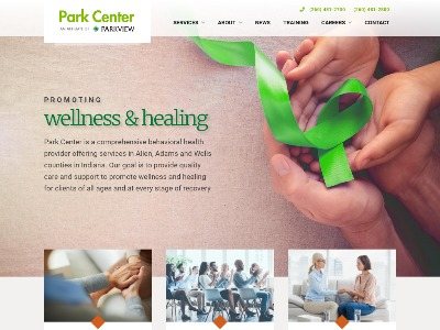 Park Center Inc Bluffton