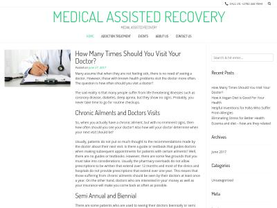 Medical Assisted Recovery Inc Warwick