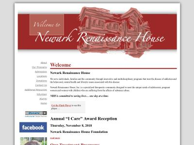 Newark Renaissance House Inc Newark
