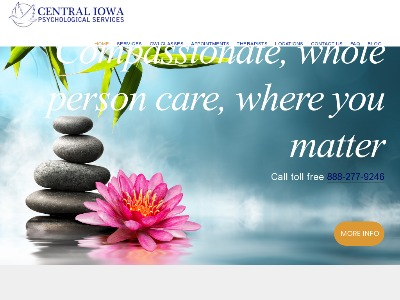 Central Iowa Psychological Services Ames