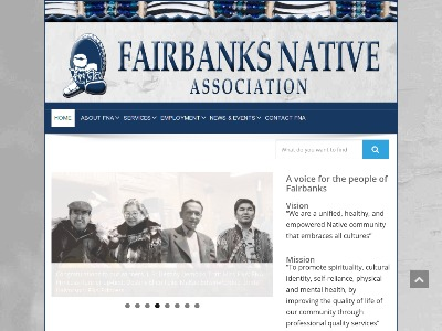 Fairbanks Native Association Fairbanks