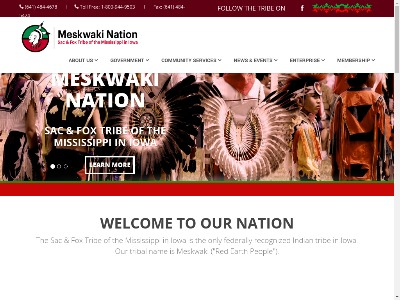 Sac And Fox Tribe Of The Mississippi Tama