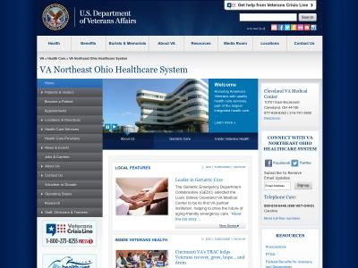 Northeast Ohio VA Healthcare System Mansfield