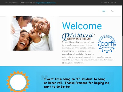 Promesa Behavioral Health Fresno