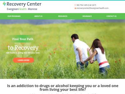 Evergreen Health Recovery Center Monroe