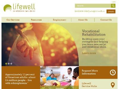 Lifewell Behavioral Wellness Mesa