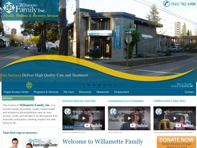 Willamette Family Treatment Servs Eugene