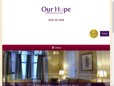 Our Hope Association Grand Rapids