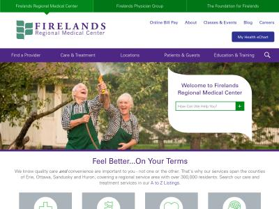 Firelands Counseling/Recovery Servs Norwalk