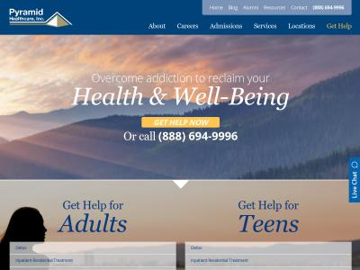 Pyramid Healthcare Inc Altoona