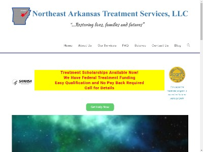 Northeast Arkansas Treatment Services Jonesboro