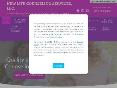 New Life Counseling Services Lexington