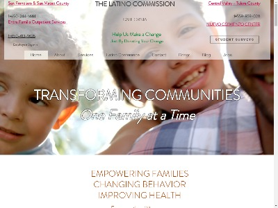 Latino Commission On Alc/DA Services San Bruno