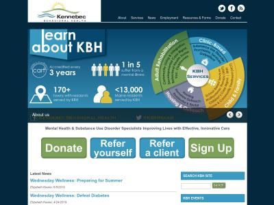 Kennebec Behavioral Health Skowhegan