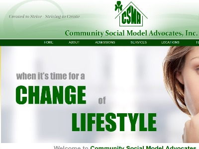 Community Social Model Advocates Inc Atwater