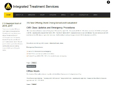 Integrated Treatment Services Newton
