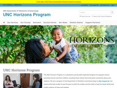 UNC Horizons Program Carrboro