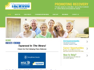 Tazwood Mental Health Center Inc East Peoria