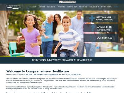 Comprehensive Healthcare Ellensburg