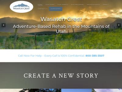 Wasatch Crest Treatment Services Heber City