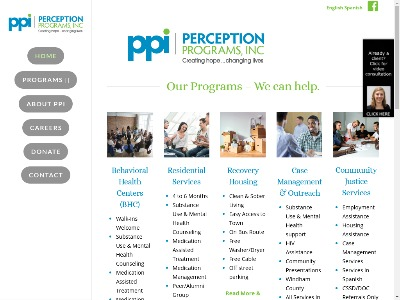 Perception Programs Inc Willimantic