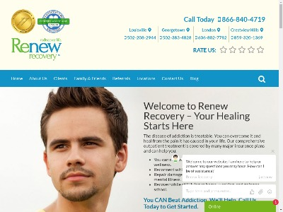 Renew Recovery LLC Georgetown