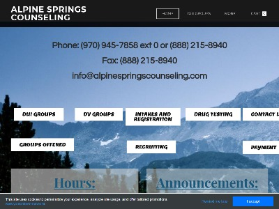 Alpine Springs Counseling PC Carbondale